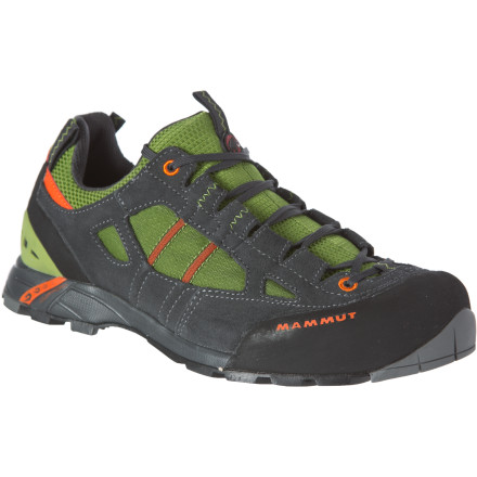 photo: Mammut Redburn Shoe trail shoe