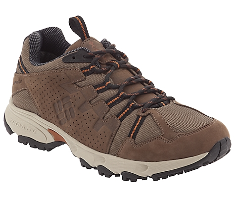 Columbia Talus Ridge Low Waterproof Leather