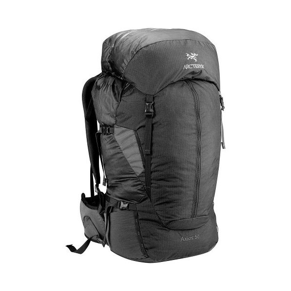 photo: Arc'teryx Axios 50 weekend pack (50-69l)