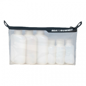 Sea to Summit Travelling Light TPU Clear Zip Top Pouch