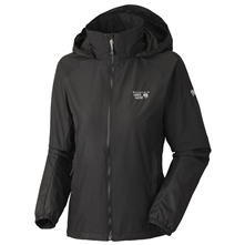 photo: Mountain Hardwear Women's Windrush Jacket wind shirt
