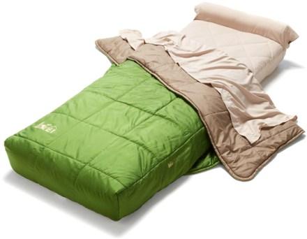 REI Kingdom Sleep Bedding