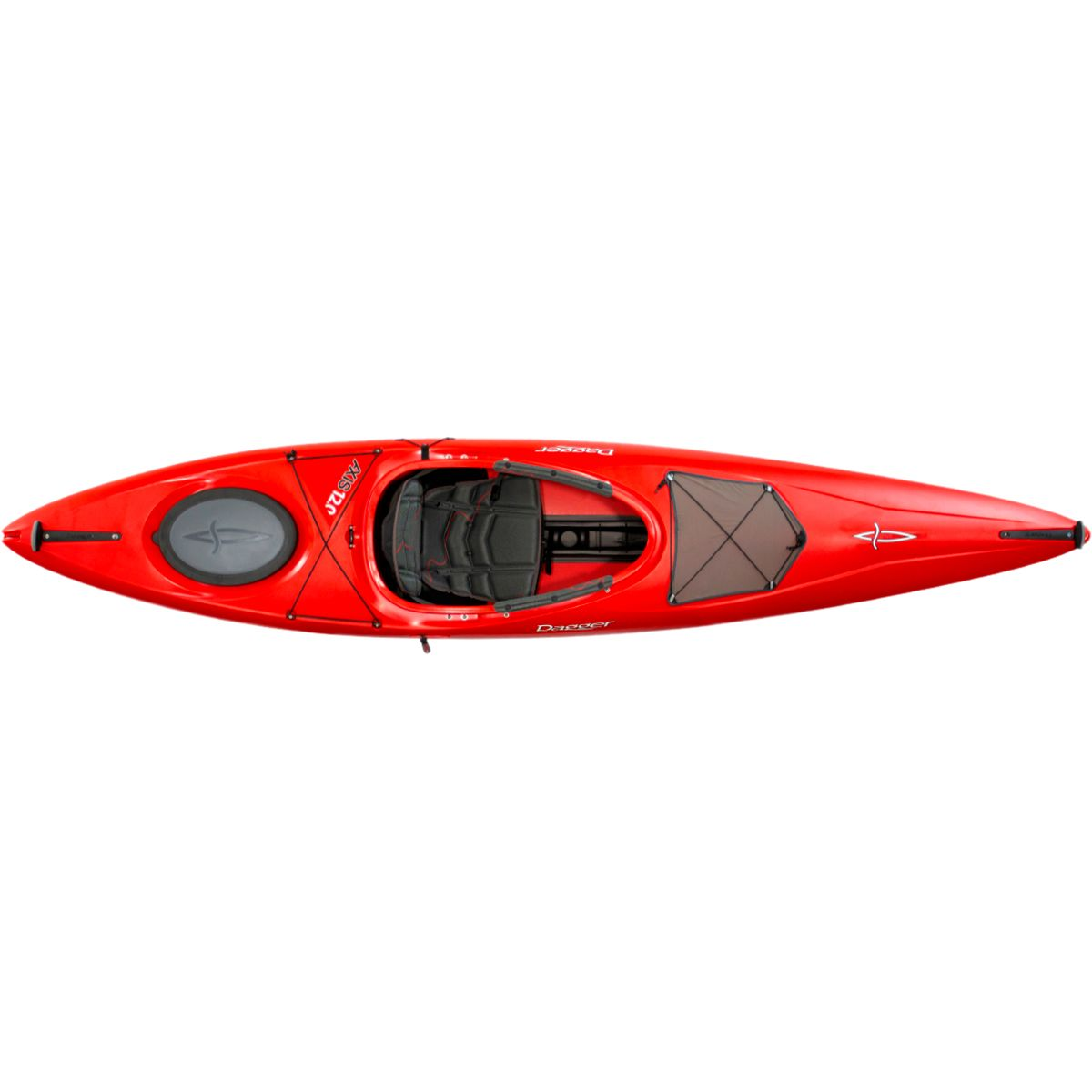 photo: Dagger Axis 12 recreational kayak