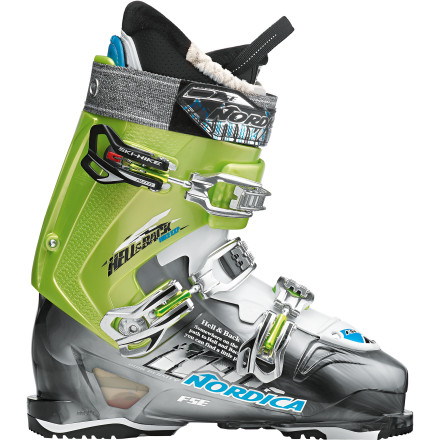 photo: Nordica Men's Hell and Back Hike EXP alpine touring boot