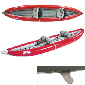 photo: Aire Super Lynx Tandem inflatable kayak