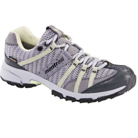 photo: Montrail Women's Mountain Masochist GTX trail running shoe