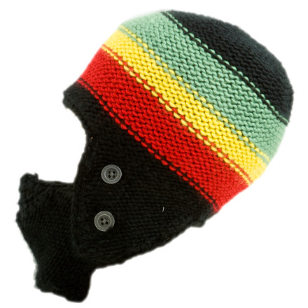 photo: Oakley PRS Handknit Beanie winter hat
