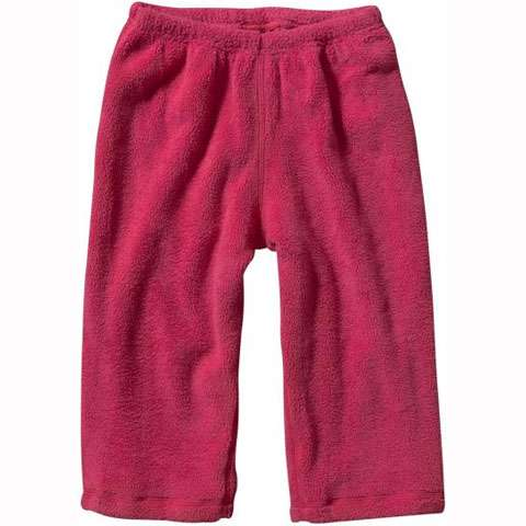 Patagonia Baby Plush Synchilla Pants