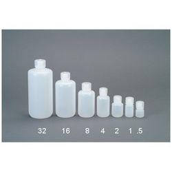 photo: Nalgene 8 oz Narrow Mouth Round Bottle storage container