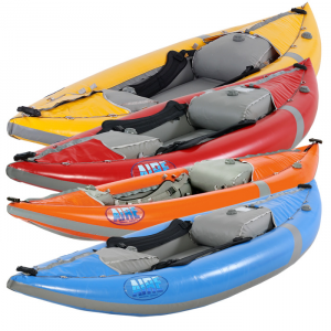 photo: Aire Force inflatable kayak