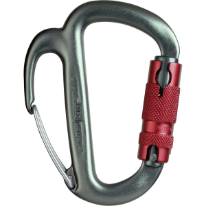 photo: Petzl Freino locking carabiner