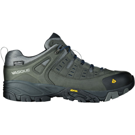 photo: Vasque Men's Scree Low Ultradry trail shoe