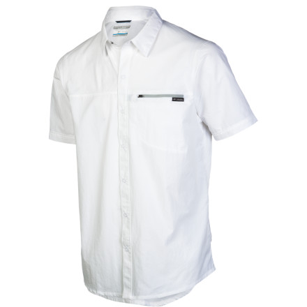 Columbia Cool Creek Stretch Short Sleeve Shirt