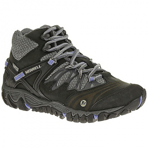 photo: Merrell Women's All Out Blaze Mid Waterproof hiking boot