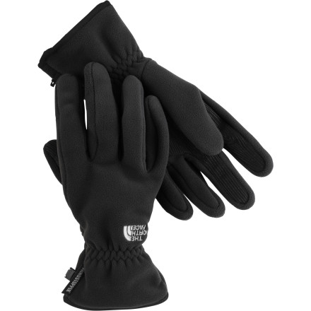 photo: The North Face Pamir WindStopper Glove fleece glove/mitten