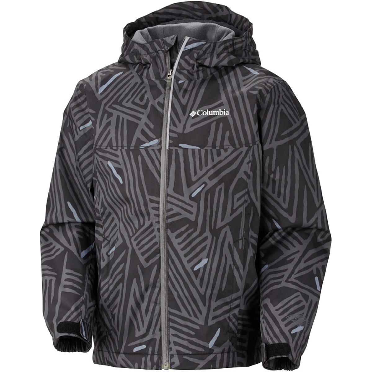 photo: Columbia Mountain Action Shell waterproof jacket