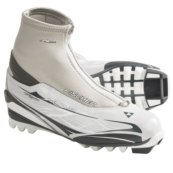 photo: Fischer XC Touring My Style nordic touring boot