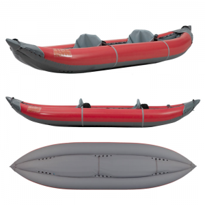 photo: Aire Outfitter II inflatable kayak