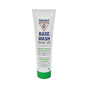 photo: Nikwax BaseWash Travel Gel fabric cleaner/treatment