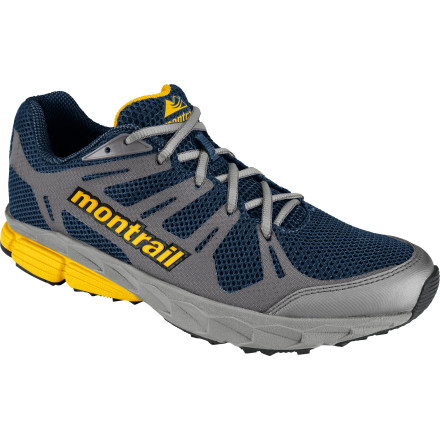 photo: Montrail Badwater trail running shoe