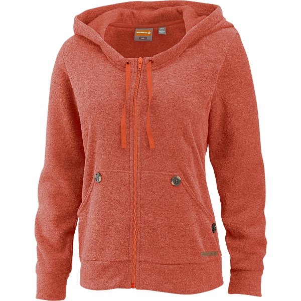 photo: Merrell Liddel Full Zip fleece jacket