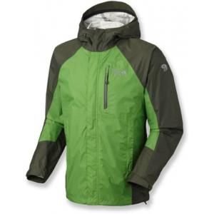 photo: Mountain Hardwear Versteeg Rain Jacket waterproof jacket
