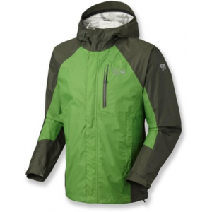 photo: Mountain Hardwear Men's Versteeg Rain Jacket waterproof jacket