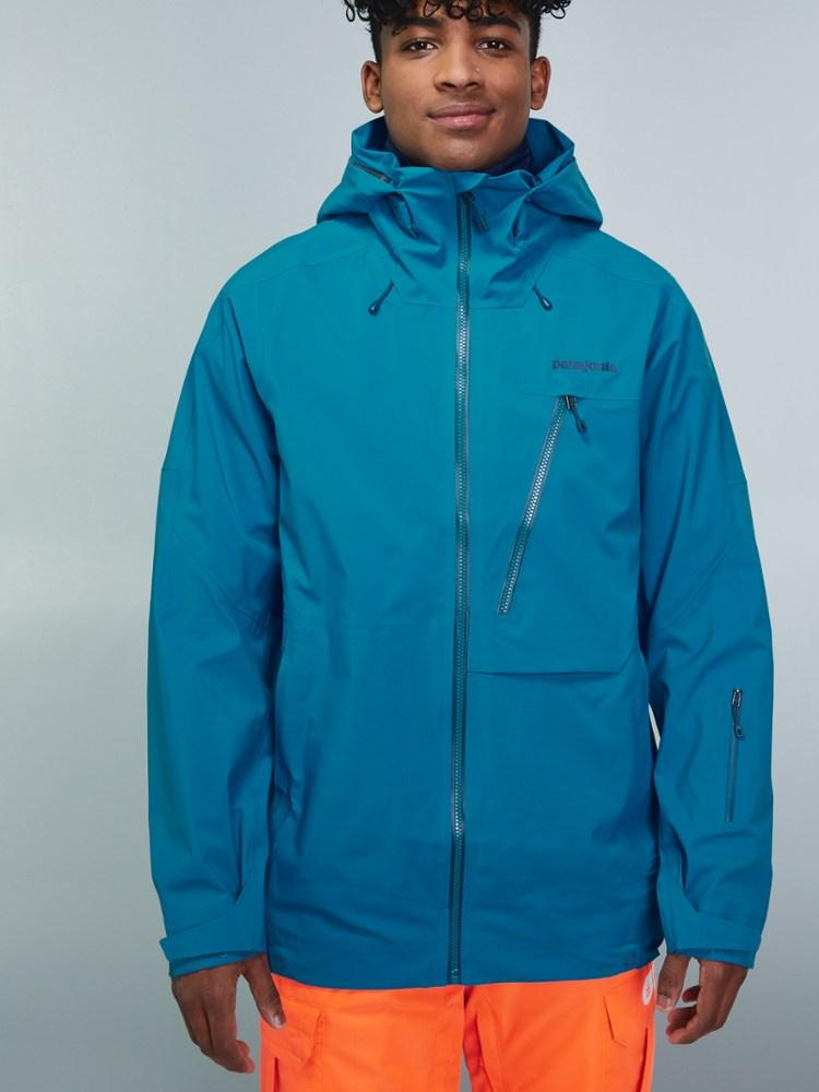 photo: Patagonia Untracked Jacket waterproof jacket