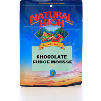 Natural High Chocolate Fudge Mousse