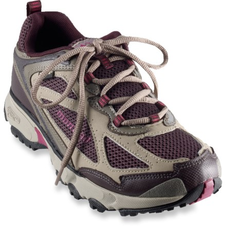 photo: Montrail GTX backpacking boot
