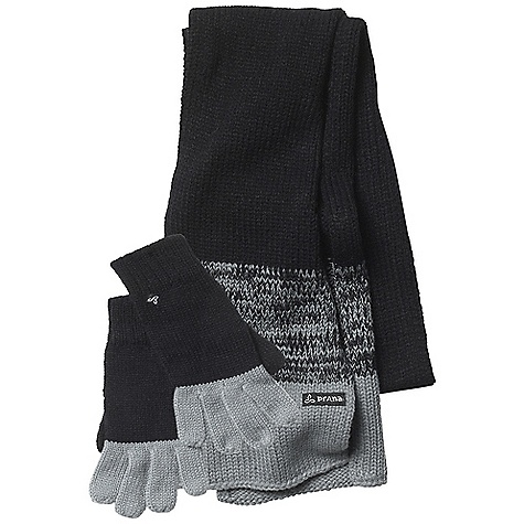 prAna Victory Glove and Scarf Combo