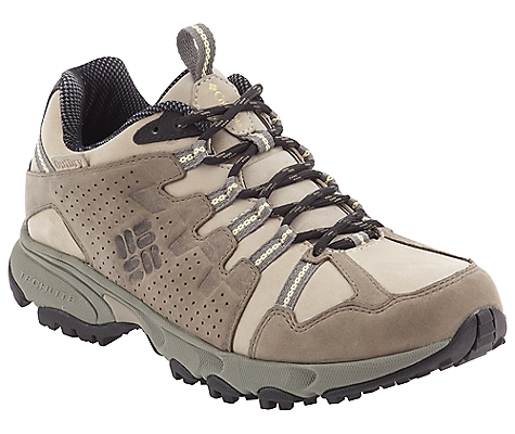 photo: Columbia Women's Talus Ridge OutDry Leather trail shoe