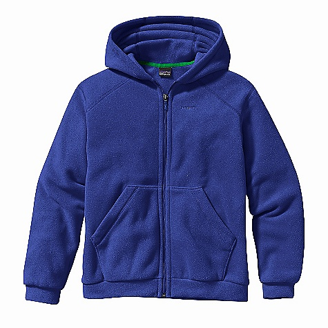photo: Patagonia Micro D-Luxe Cardigan fleece jacket