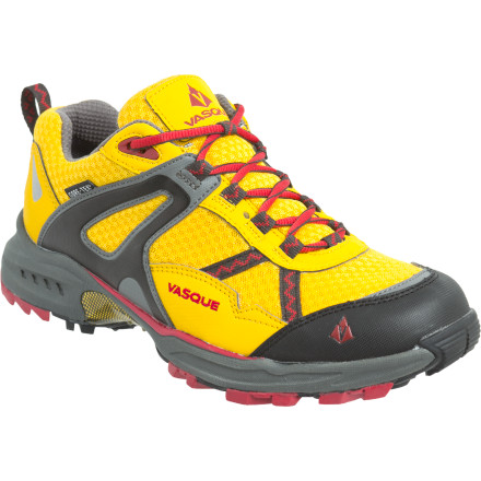 photo: Vasque Velocity 2.0 GTX trail running shoe