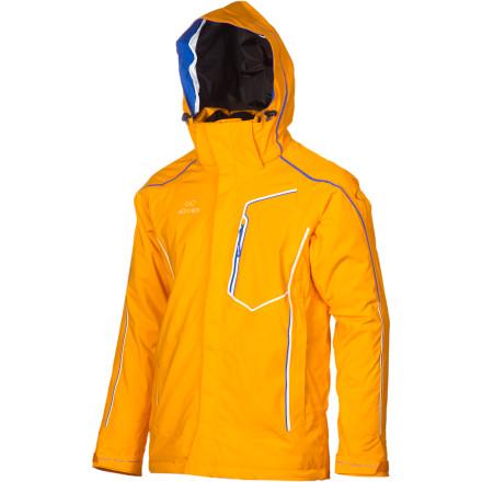 photo: Eider Garmisch Jacket II snowsport jacket