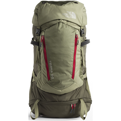 photo: The North Face Terra 50 weekend pack (50-69l)
