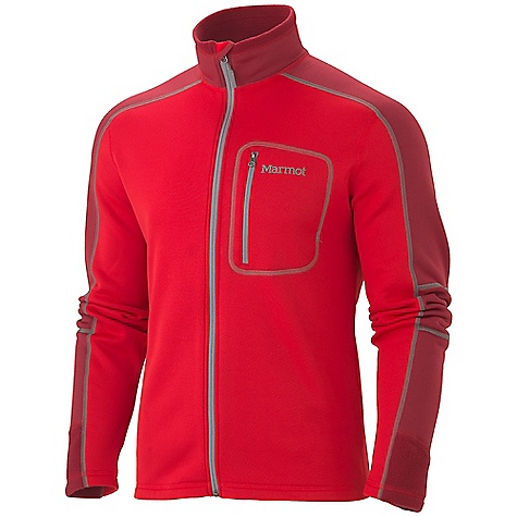photo: Marmot Power Stretch Full Zip Jacket fleece jacket