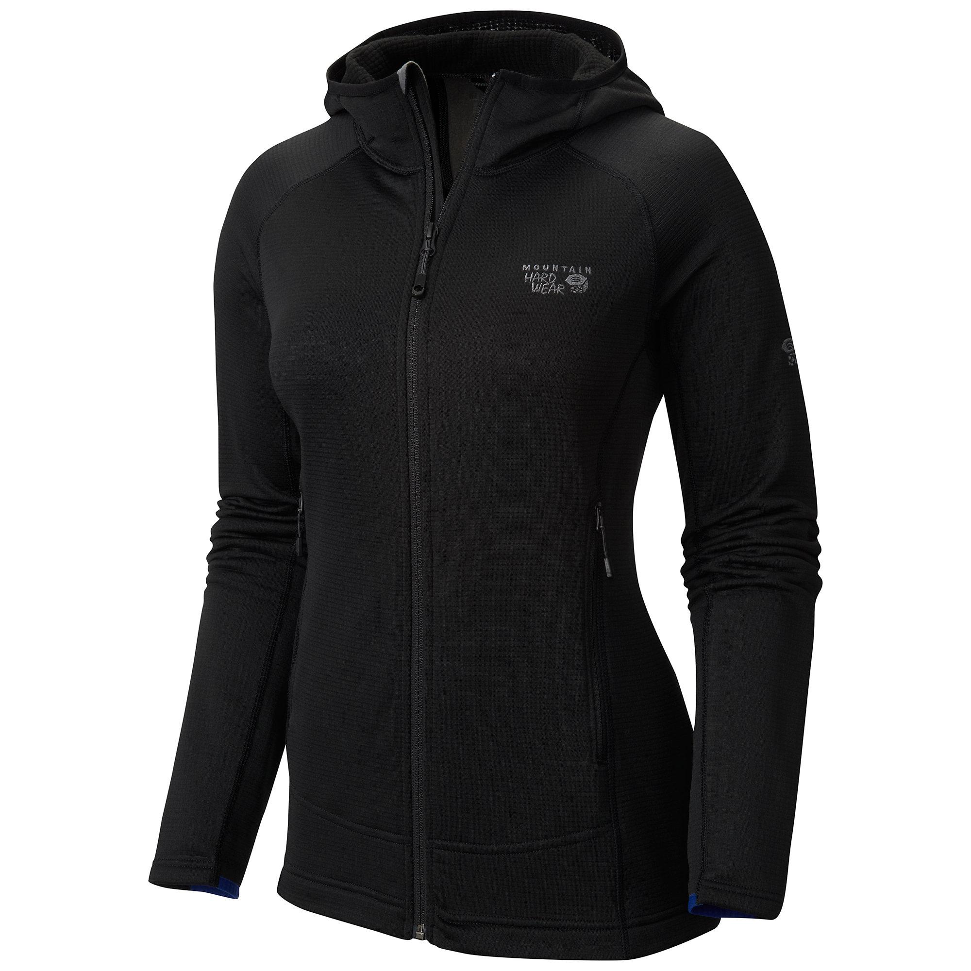 Mountain Hardwear Desna Grid Hooded Jacket