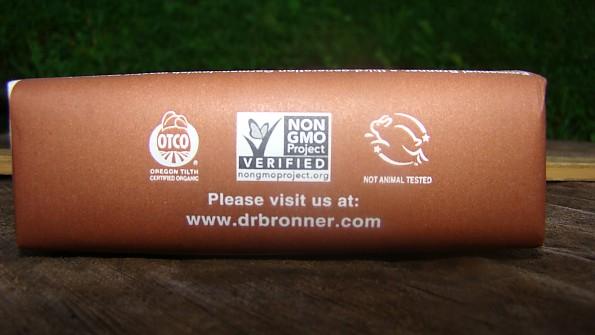 Dr. Bronner Eucalyptus Organic Bar Soap
