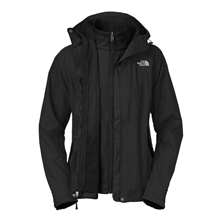 photo: The North Face Evolve Triclimate Jacket component (3-in-1) jacket