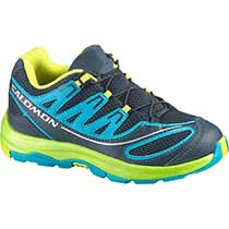photo: Salomon Kids' XA Pro 2 trail running shoe