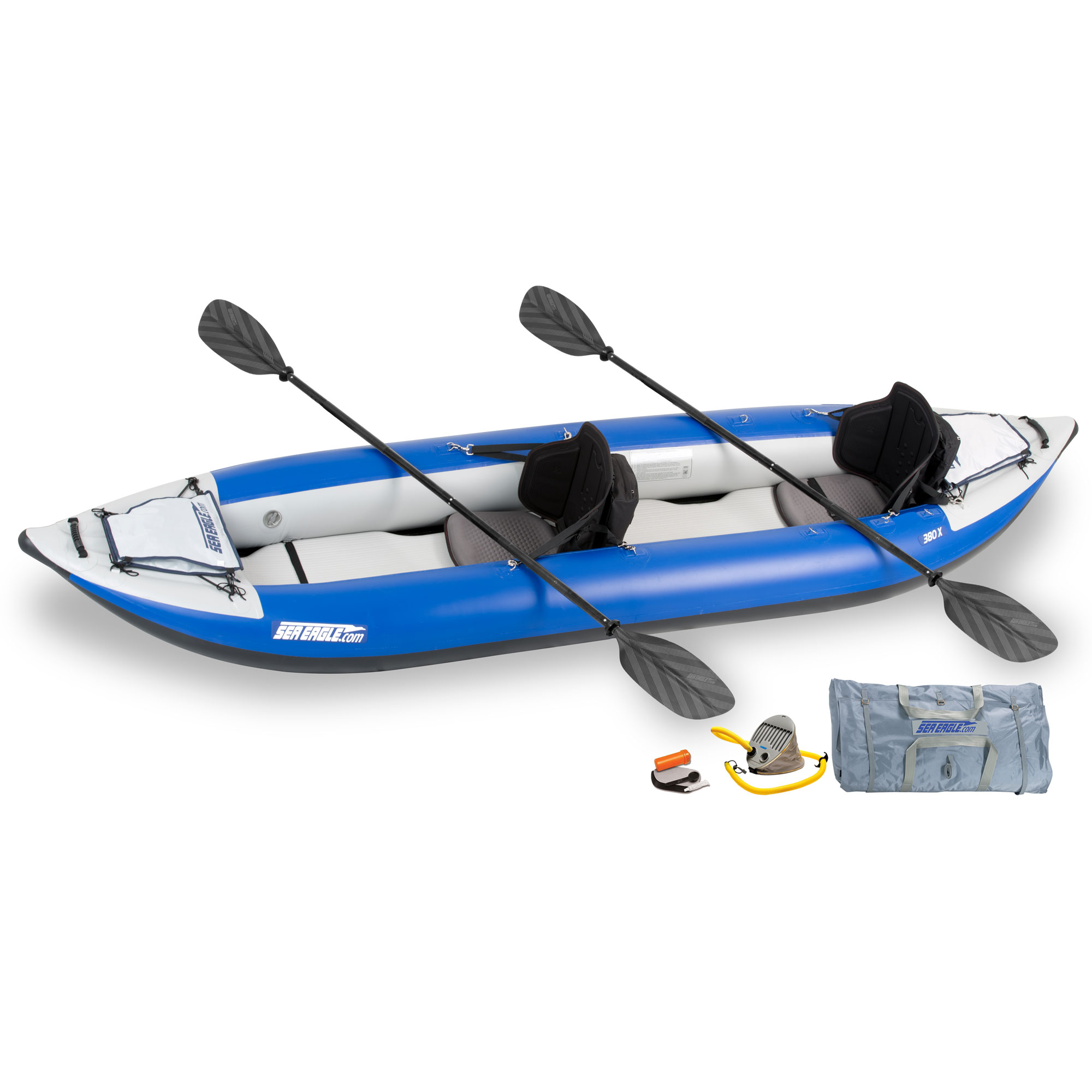 photo: Sea Eagle Explorer 380x Pro Package inflatable kayak