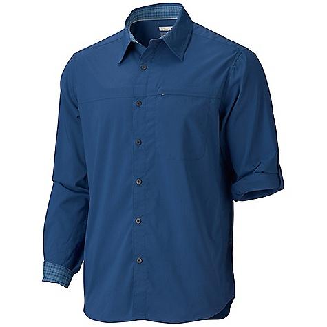 photo: Marmot Balcon Shirt hiking shirt