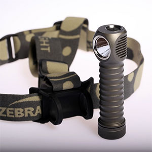 photo: ZebraLight H600 MK II headlamp