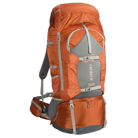 photo: ALPS Mountaineering Caldera 5500 expedition pack (70l+)