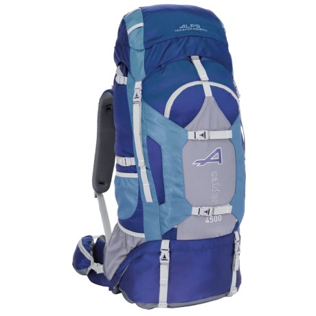 photo: ALPS Mountaineering Caldera 4500 expedition pack (4,500+ cu in)