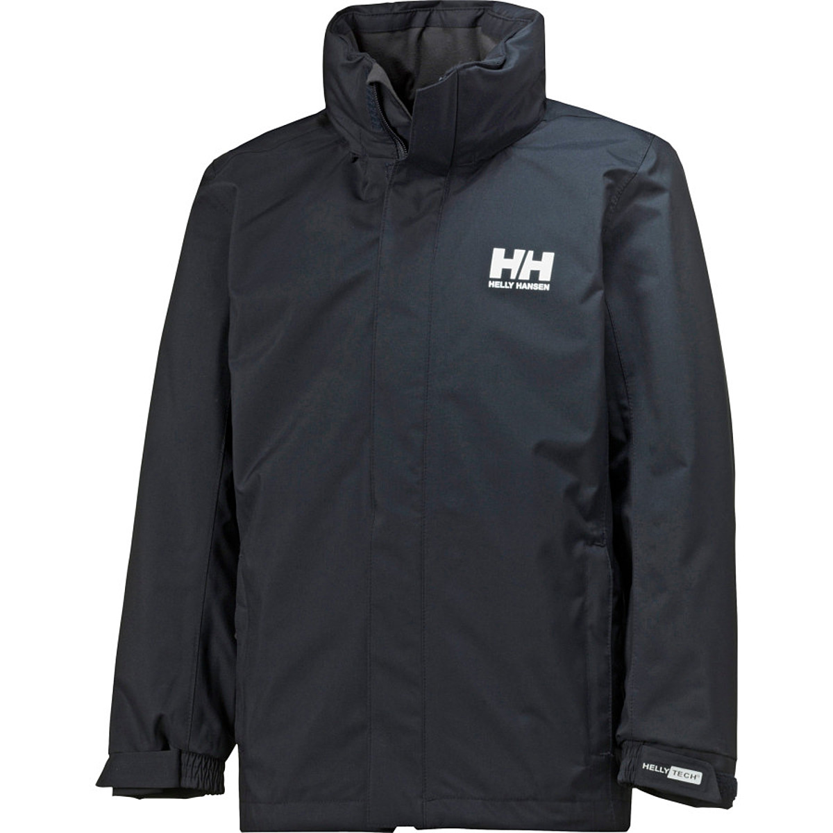 photo: Helly Hansen Jr Dubliner Jacket wind shirt