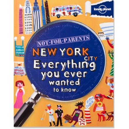 photo: Lonely Planet Not-For-Parents: New York us northeast guidebook