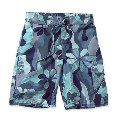 photo: Patagonia Kids' Boardie Shorts active short