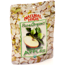 photo: AlpineAire Foods Organic Apples snack/side dish